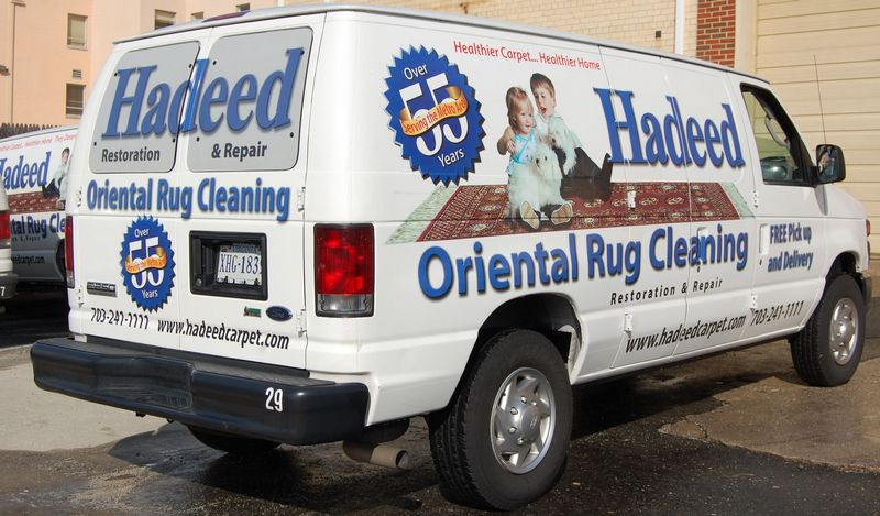 Rug Pick Up Amp Delivery Alexandria Hadeed Carpet And Rug