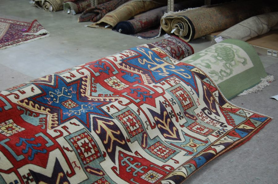 antique rug cleaning and repair